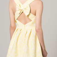 Holy Preppy Summer dress - yellow - Zalando.co.uk