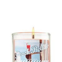 "14.5 oz. 3-Wick Candle <a href=""http://m.bathandbodyworks.com/product/index.jsp?productId=32176916&cm_vc=200"" data-params="""">Market Peach</a>"