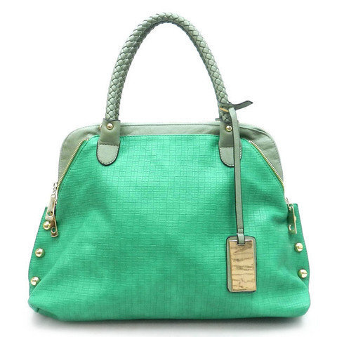 Pree Brulee - Mint Green Tea Handbag