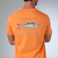 Short Sleeve T-shirt - Spanish Mackerel