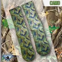 Custom Socks - Camo | Lacrosse Unlimited