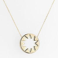 House of Harlow 1960 Mini Sunburst Pendant Necklace (Online Only)