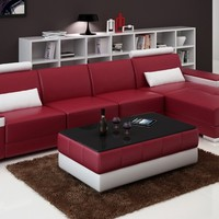 Small Stanton Sectional by Scene Furniture - Opulentitems.com