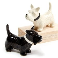 Puppy Love Salt & Pepper Shaker Set