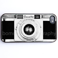 iPhone Case vintage camera film gift for a photographer by bomobob