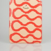 Vivienne Westwood Squiggle iPad Mini Case - Red