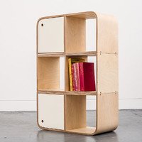 Curved Modular Unit from Lozi