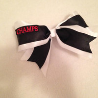 Champs Cheer Bow