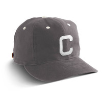 Charcoal Adjustable Hat