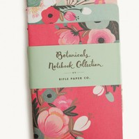 Botanicals Notebook Collection By Rifle Paper Co.