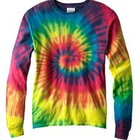 Tie-Dye CD2000 100% Cotton L-Sleeve Tie-Dye T-Shirt