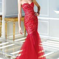 Alyce Claudine Collection 2319 Dress