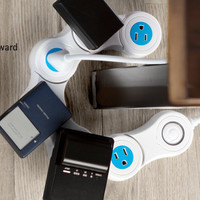 quirky  - Pivot Power Flexible Power Strip