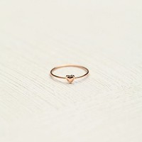 Free People Icon Skinny Stacking Ring