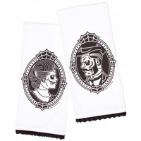 SOURPUSS ZOMBIE CAMEO TEA TOWEL SET