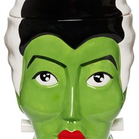 SOURPUSS BRIDE COOKIE JAR