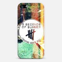 5SOS |  Design your own iPhonecase and Samsungcase using Instagram photos at Casetagram.com | Free Shipping Worldwide✈
