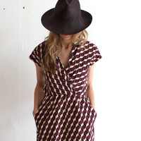 Apiece Apart Graphic Tilda Dress