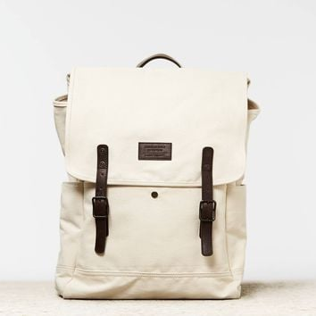 's Canvas Backpack (Natural)