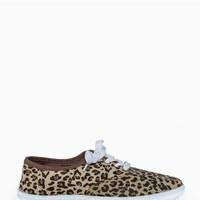 TWISTED LEOPARD SNEAKERS