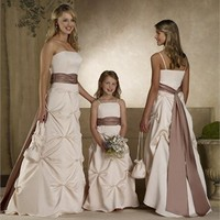 A line Sash Bridesmaid Dresses WDBD039 - Wholesale cheap discount price 2012 style online for sale.