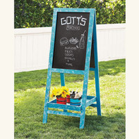 Two-Sided Sandwich Chalkboard