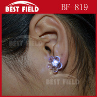 Source flashing multi-color led Light Up cool stud earrings on m.alibaba.com