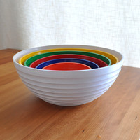 mod nesting bowls set of six