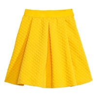Sweatshirt Skirt - from H&M