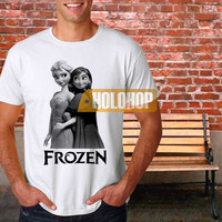 frozen grey T-shirt by HOLOHOP