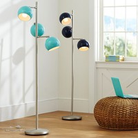 Solid Spotlight Floor Lamp