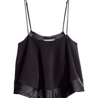 Circular top - from H&M