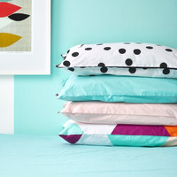 Collected Dodgem Black Pillowcase PRE ORDER FOR APRIL