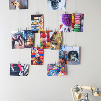 ModCloth Dorm Decor Picture Frame and Glory Photo Hanger