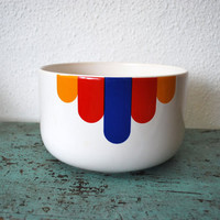 Vintage Retro Mod West Germany Bowl