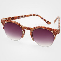 Snake Eyes Sunglasses | Shop All Sunglasses | fredflare.com