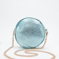 Can Can Studded Bag - Blue