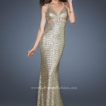 La Femme 18441 at Prom Dress Shop