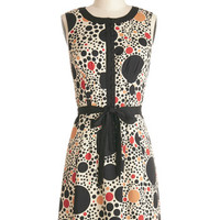 Perfect Circles Dress | Mod Retro Vintage Dresses | ModCloth.com