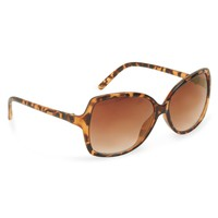 Square Butterfly Sunglasses