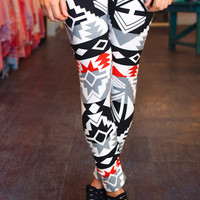 Native Tribute Leggings