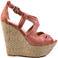 Jessica Simpson's Pink Stevania - Guava Summer Haze for 98.99 direct from heels.com