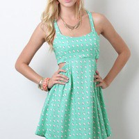 Spring Chicken Dress