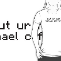 but ur not michael