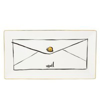Daisy Place Snail Mail Tray - kate spade new york