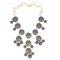 Instagram Special - Grey Boheme Necklace