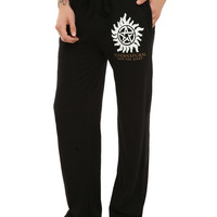 Supernatural Mens Pajama Pants