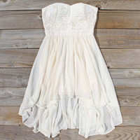 Moonlit Isle Dress in Sand