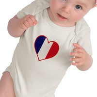 France Love Tee Shirt from Zazzle.com