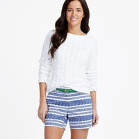 Riptide Cable Sweater